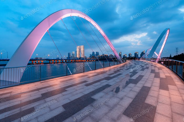 City bridge