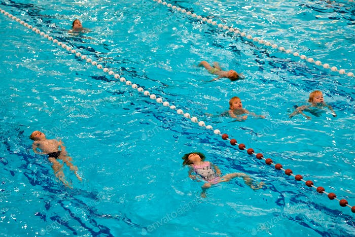 Swim Class Kids