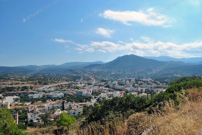 Agios Nikolaos Stadt