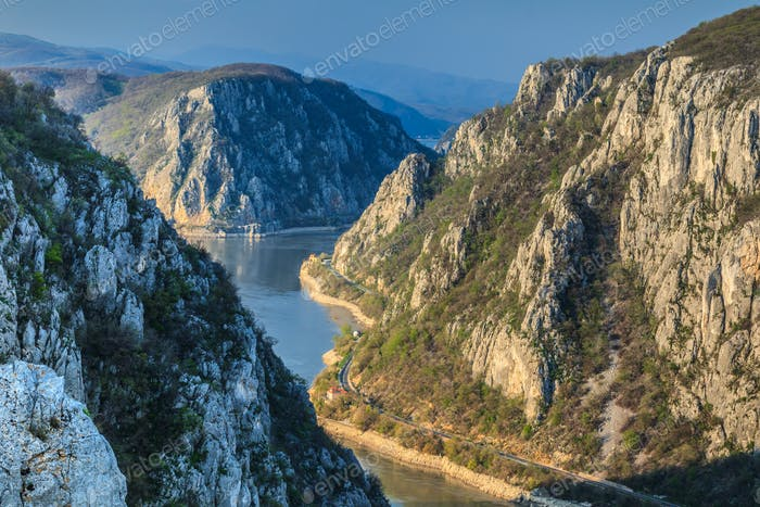 The Danube Gorges