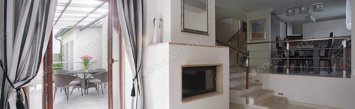 Thumbnail for Interior of luxury apartment