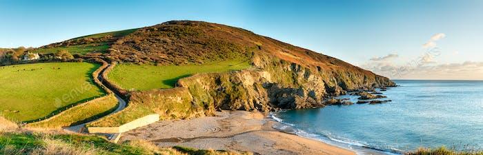 Cornsih Coast Panorama