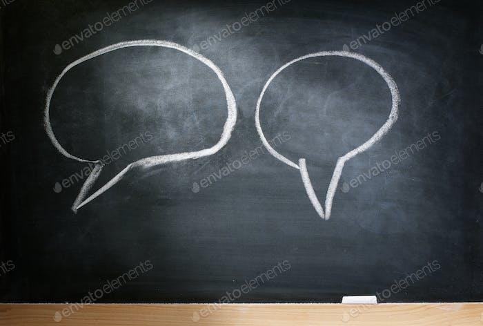 burbujas de comunicación