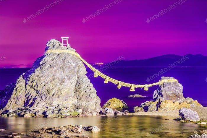 Meoto Iwa Rock