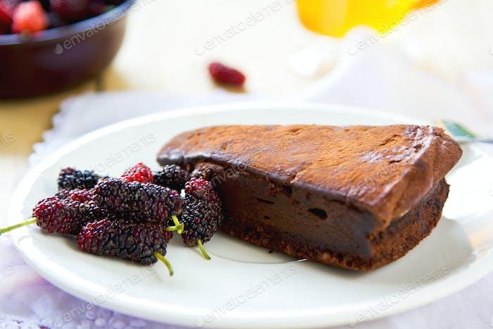 Schokoladentrüffeltorte