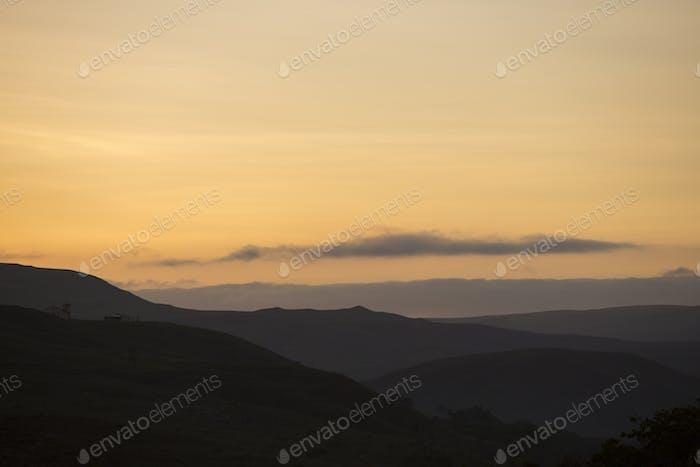 The Gran Sabana in the morning light - Venezuela