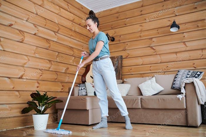 Domestic work