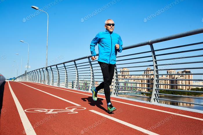 Running on bridge