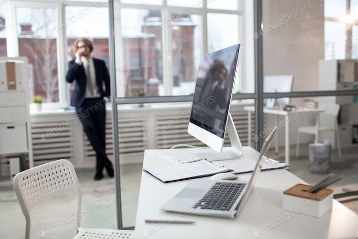 Büro-Hardware