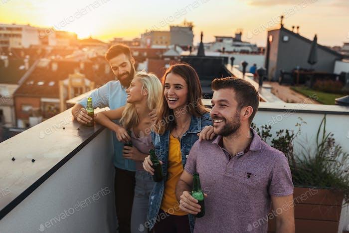 Celebrating lovely friendship