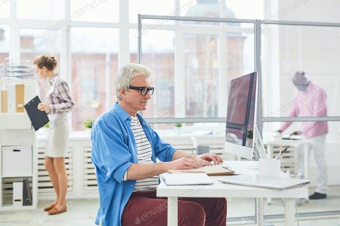 Сетевое взаимодействие в офисе
