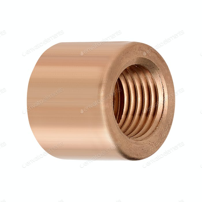 female screw isolated