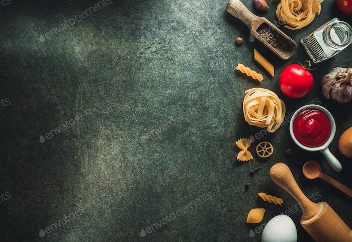 Lebensmittelzutat und Gewürze