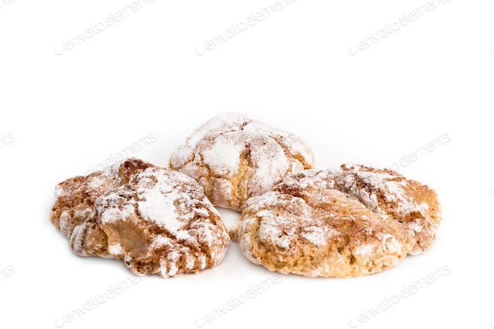 Sicilian Almond Pastries