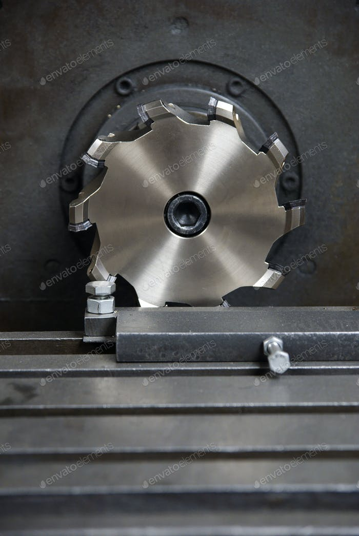 Industrial Milling Cutter