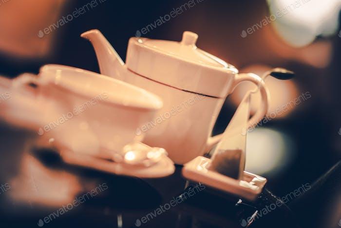 Five O Clock Tea Time