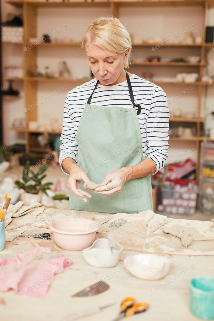 Female Ceramist