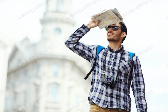 Exploring city