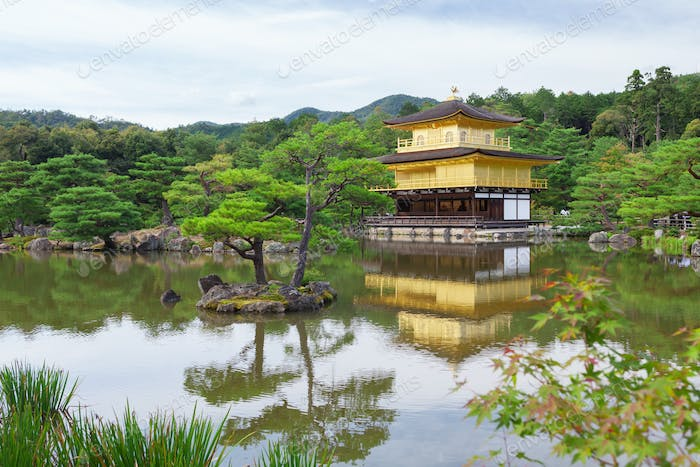 Kinkaku-ji, Golden temple