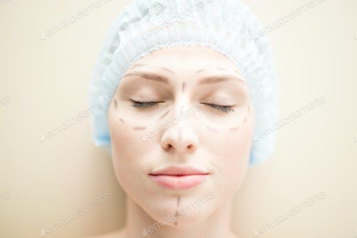Plastische Chirurgie des Gesichts