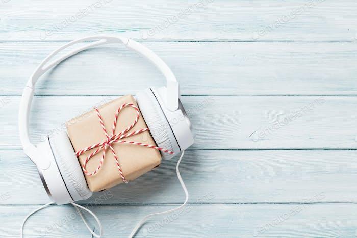 Christmas music gift