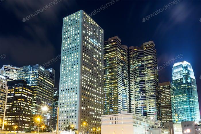Корпоративный здание в Гонконге