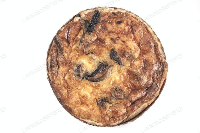 Delicious Mushroom Pie