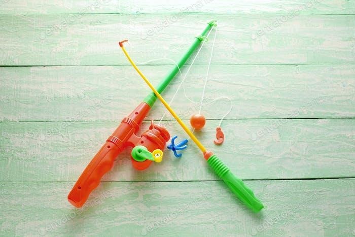 Spielzeug Angelruten