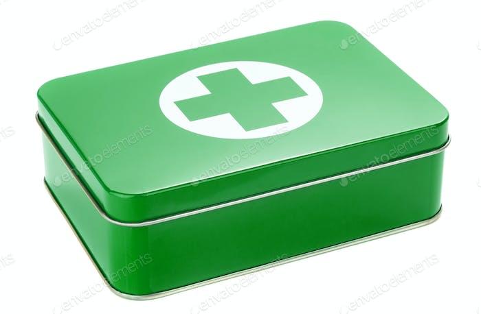 A First Aid Box