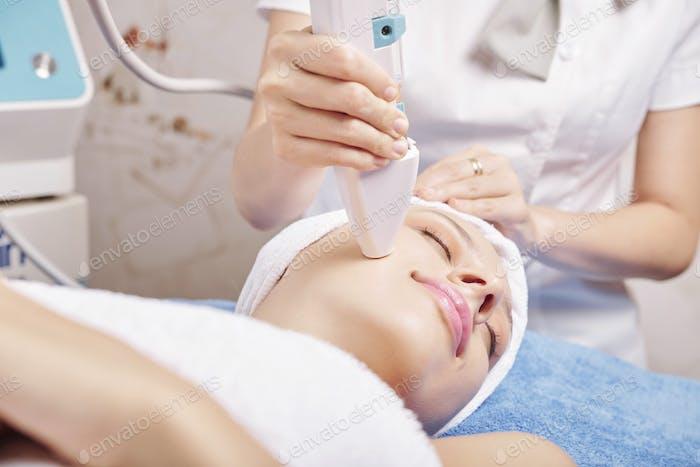 Anti-Aging-Beauty-Verfahren
