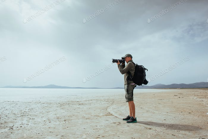 nature travel landscape photographer shoots. Turkey.