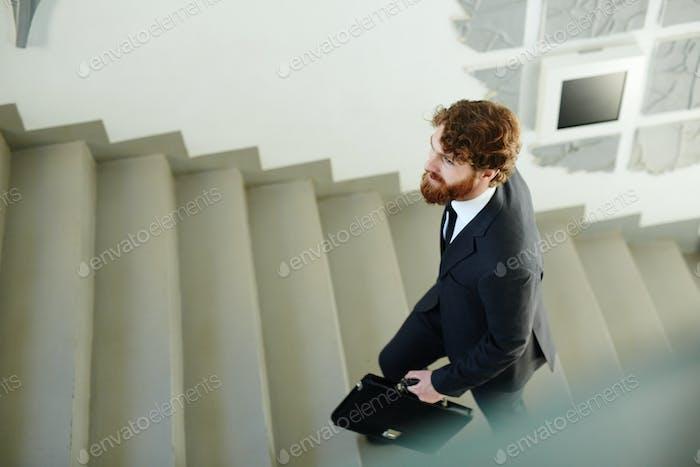 Альпинизм Корпоративный лестница