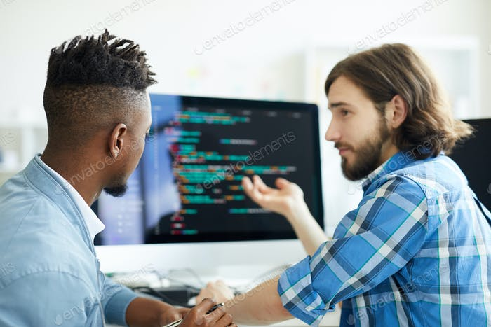 Meeting of programmers