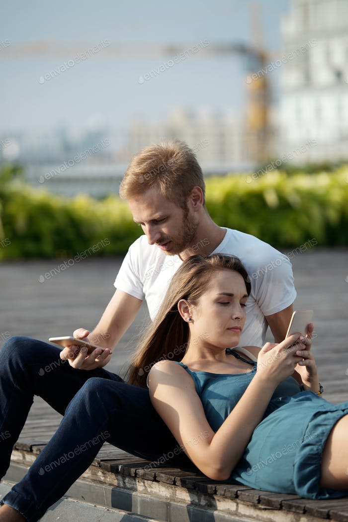 Smartphone addicts