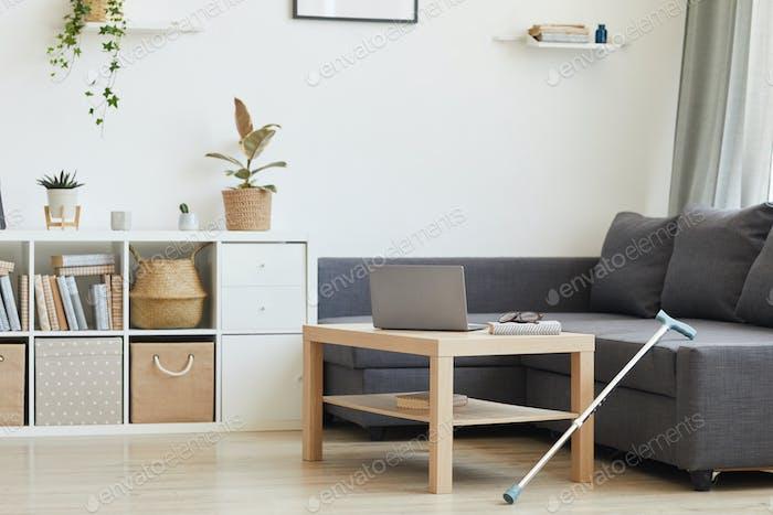 Domestic living room