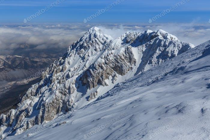 Thumbnail for winter mountain landscape