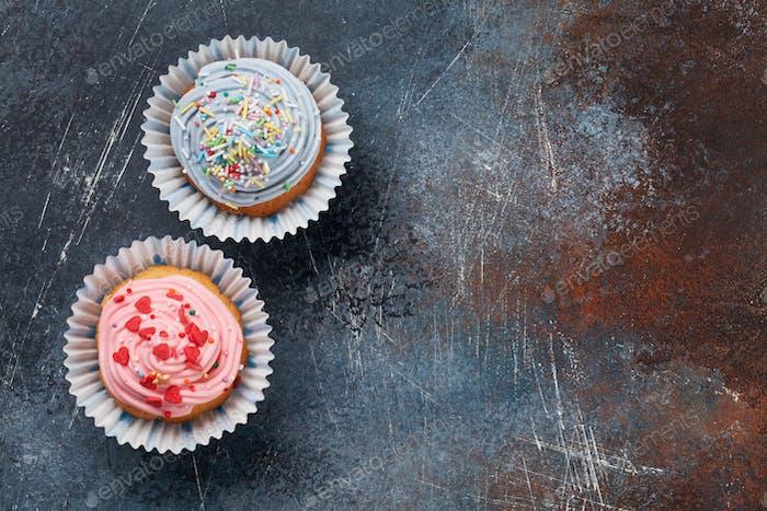 Cupcakes dulces