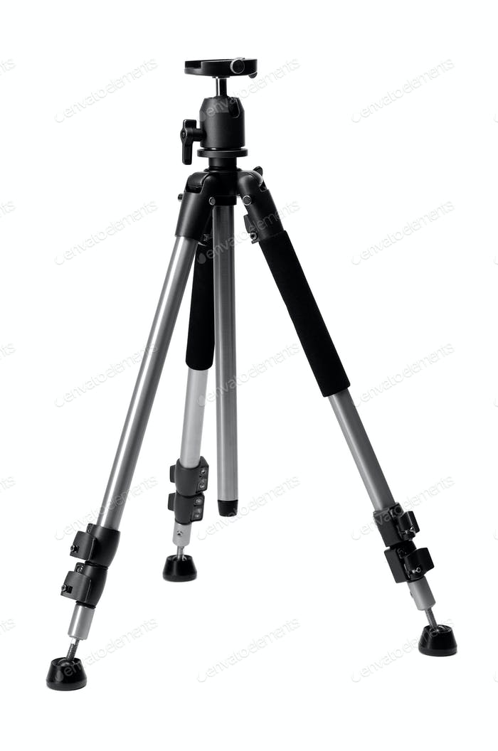 Aluminium tripod with ball head