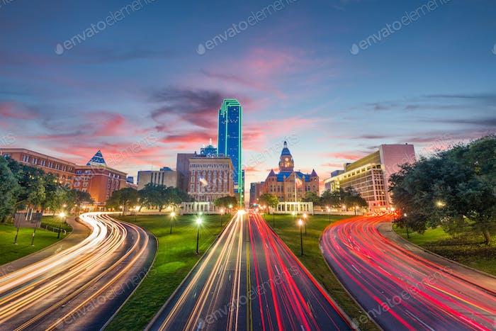 Dealey Plaza Dallas Texas
