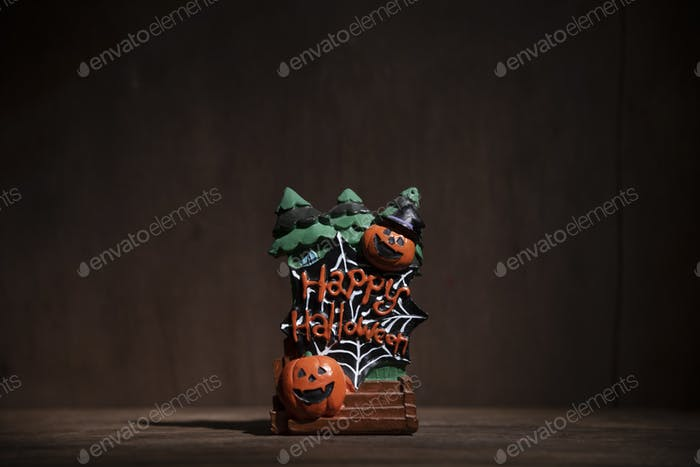 Halloween Object for use in Halloween concept