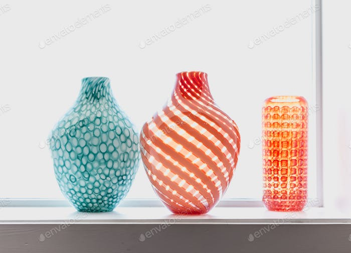 Vases in a Window