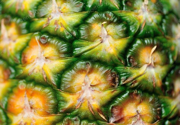 Ananashaut und Sternchen