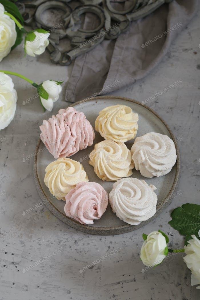 Homemade Fruit Marshmallows