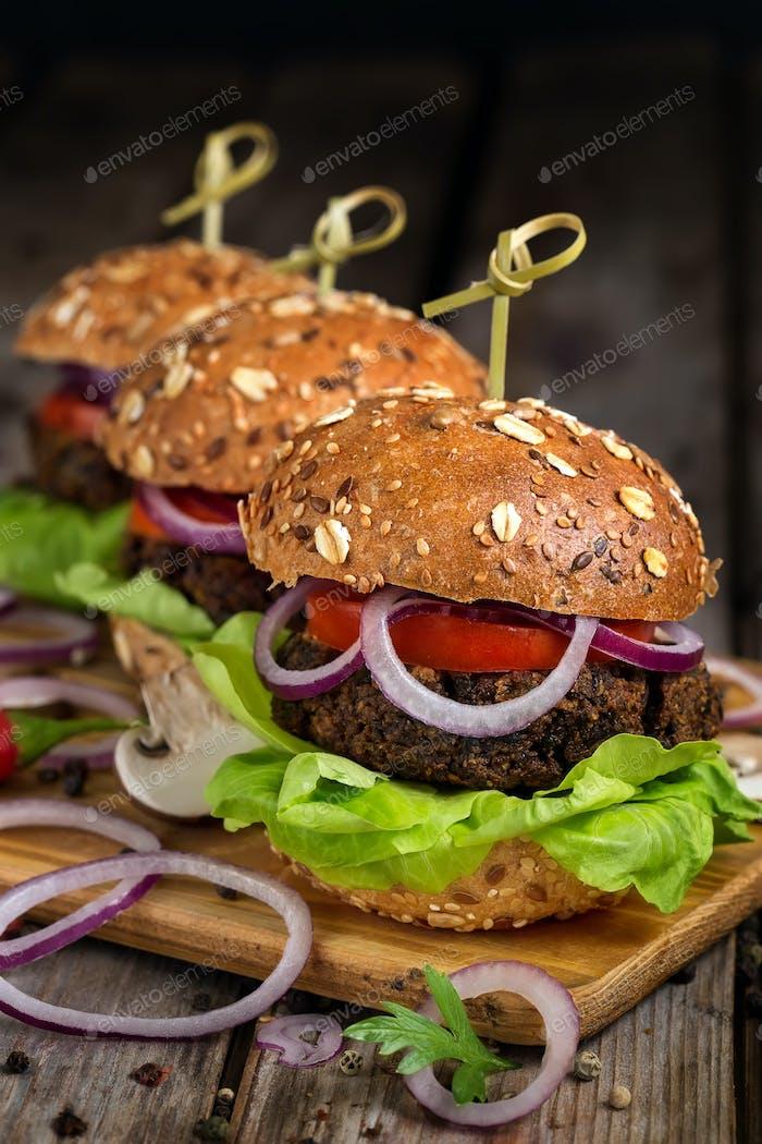 Vegane Burger