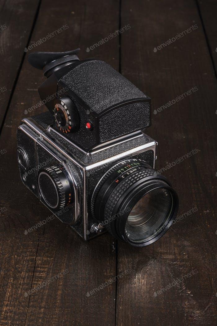 Vintage-Filmkamera