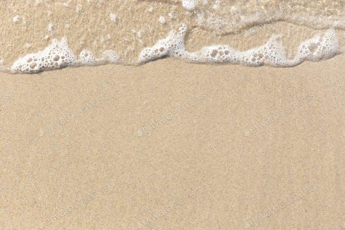 Beach Sand Hintergrund Textur