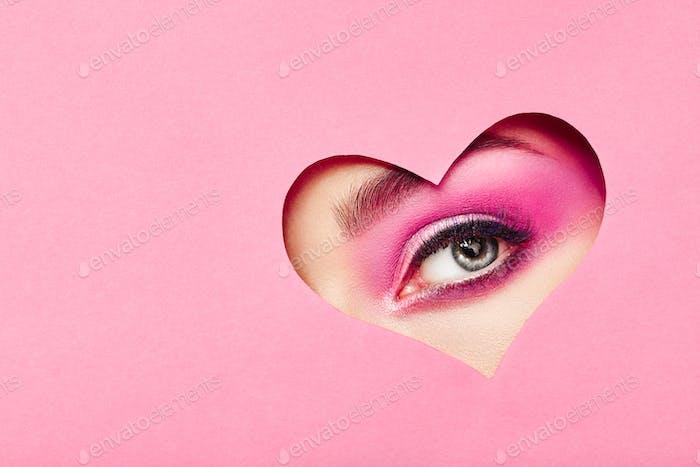 Conceptual photo of Valentine's day