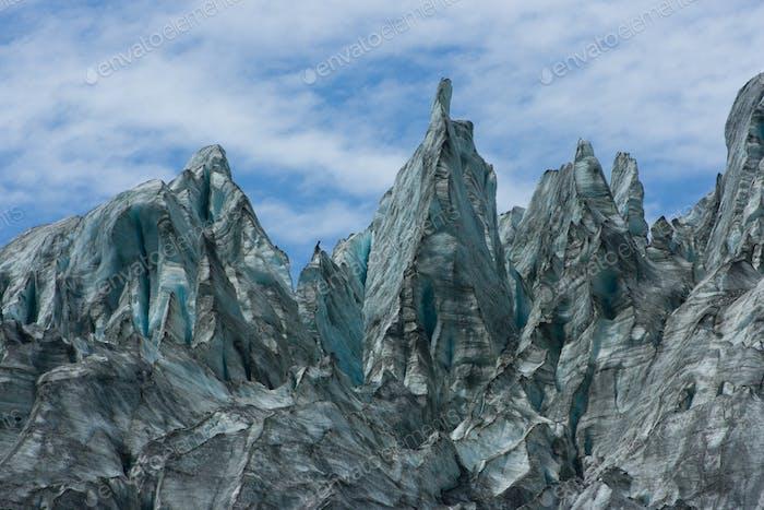 Fox Glacier Picos