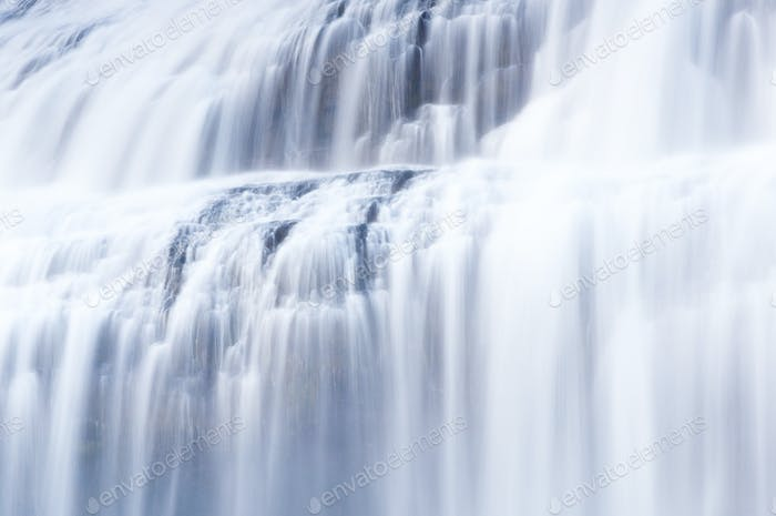 large waterfall