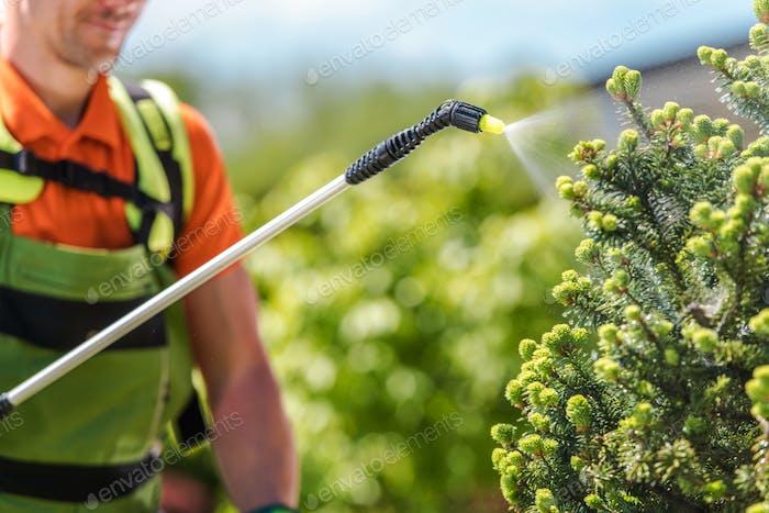 Insecticide Garden Equipment